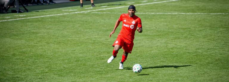 Signing with Toronto FC 'means everything' to rookie forward Ifunanyachi Achara  -
