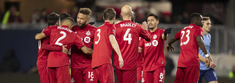 Vanney preaches consistency, flexibility as Toronto FC aim to continue hot start -