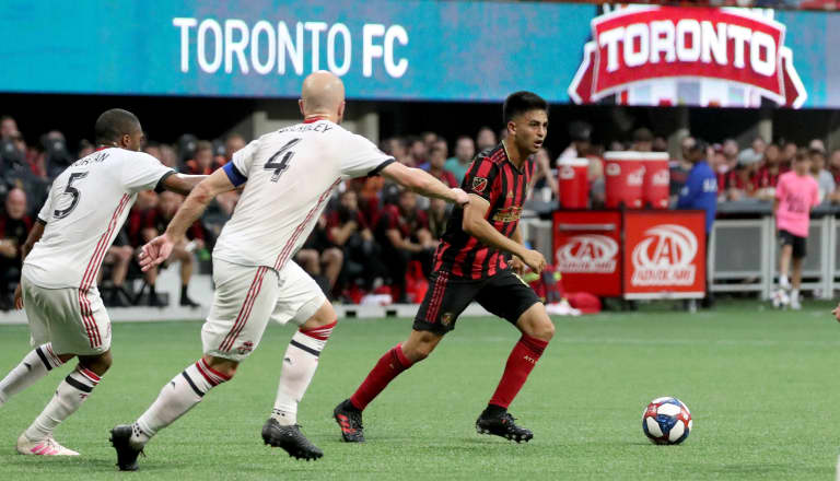 Previous two MLS Cup champions set to do battle in Atlanta -