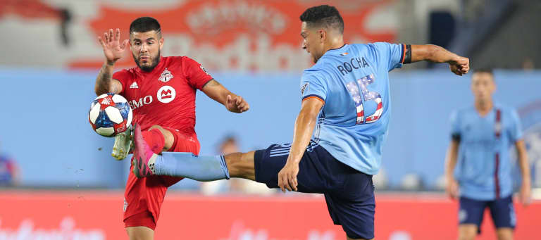 """Toronto FC ready to """"adapt"""" to new ground, different dimensions at Citi Field -"""