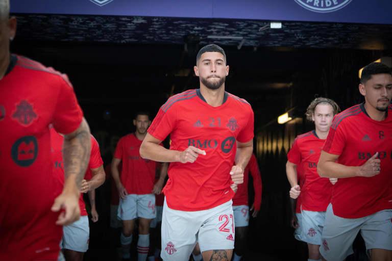 Toronto FC return to MLS play eager to make statement vs. Orlando -