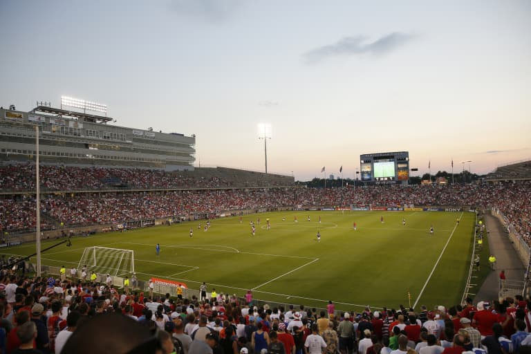 Toronto FC to play its home matches in Connecticut -