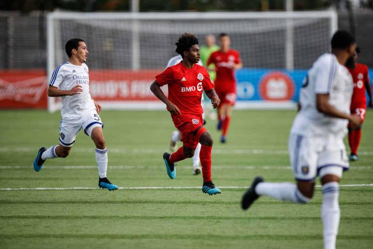Toronto FC Sign Ralph Priso -
