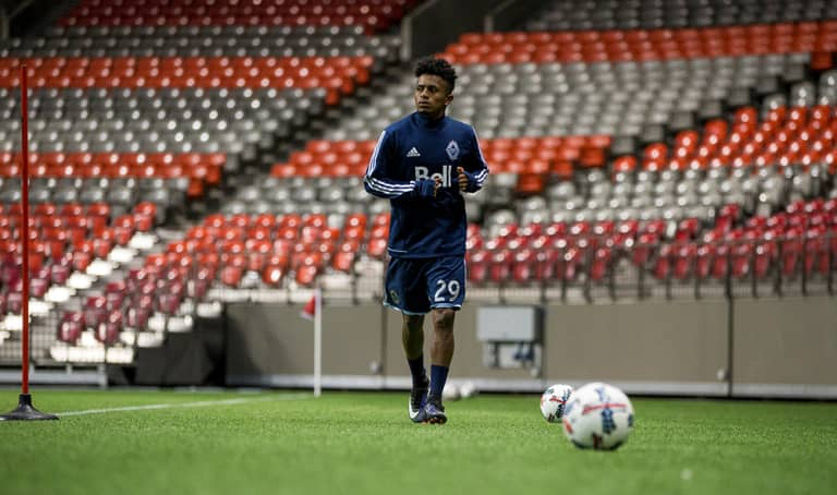 Reyna looking forward to new challenge with Whitecaps FC: 'It's a good opportunity' -
