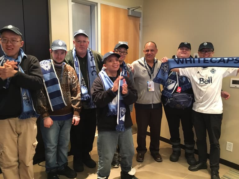 Whitecaps FC and CF Montreal partner with Special Olympics BC and Special Olympics Quebec for Play Unified Challenge  -