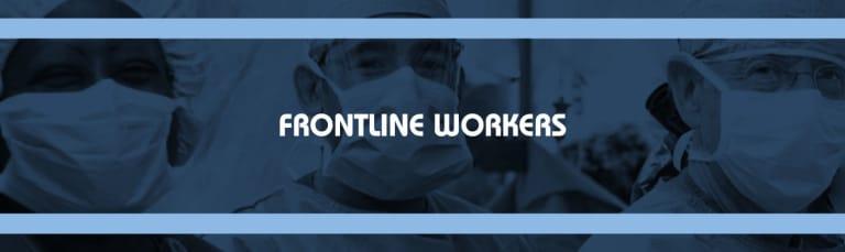 Groups - Frontline Workers -