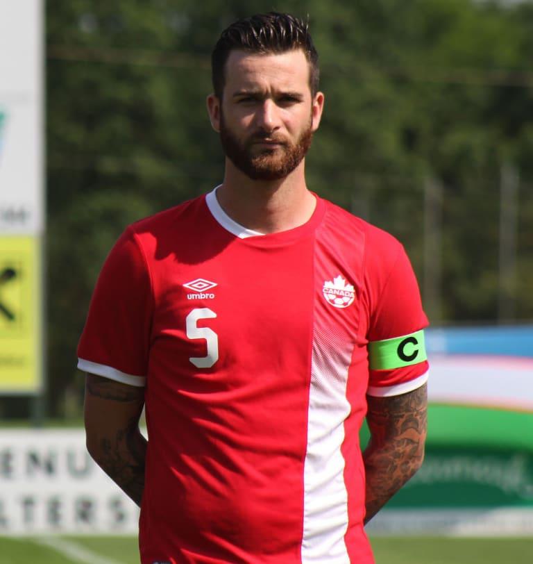 Whitecaps FC sign Canadian international defender David Edgar -