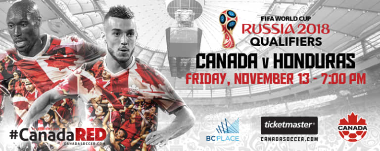 From Residency to national team: 'Caps trio ready to represent Canada at BC Place -