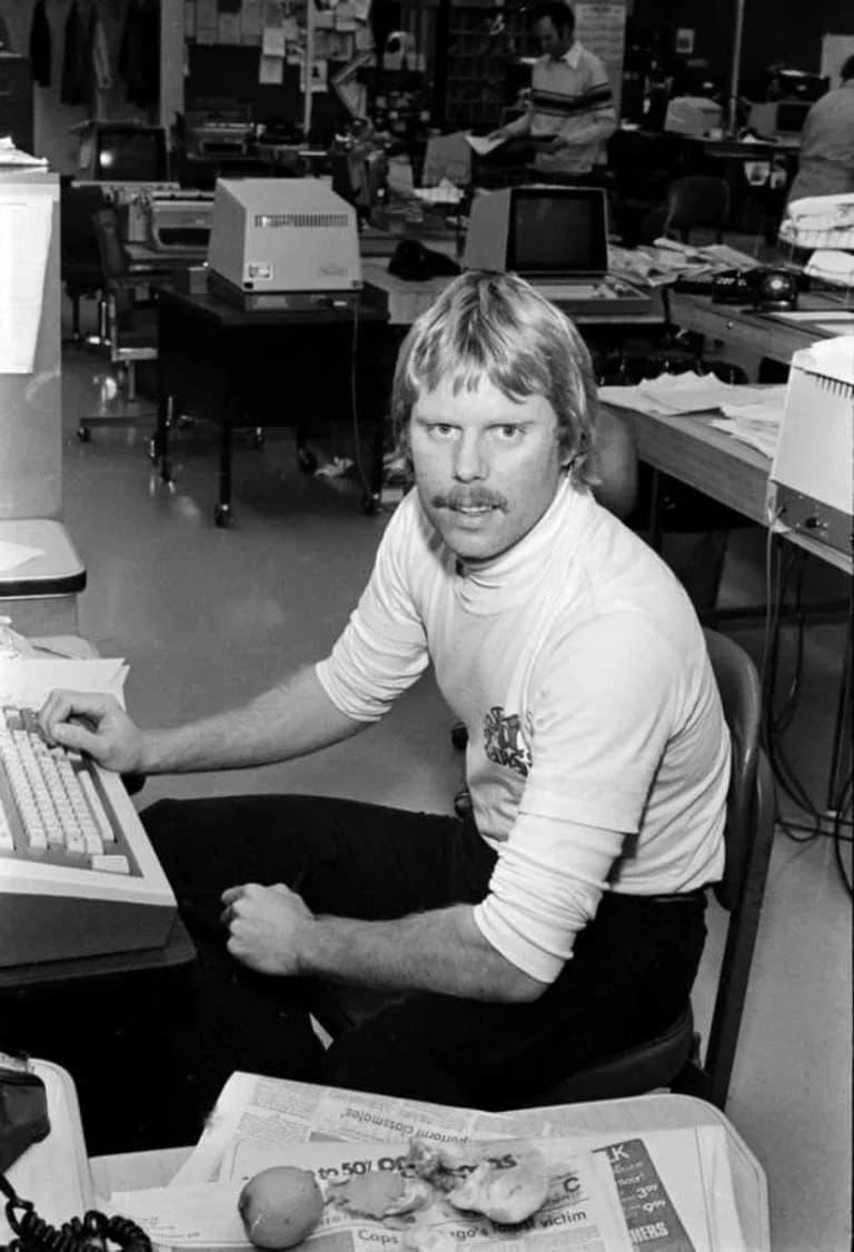 Whitecaps FC mourn the passing of long-time soccer writer Dan Stinson -
