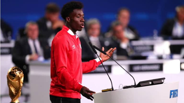 Alphonso Davies: Forever one of our own  -
