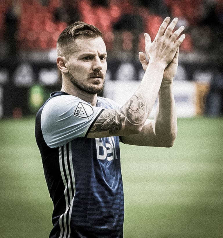 Harvey All The Time: Meet the new Whitecaps FC appearances leader in MLS -