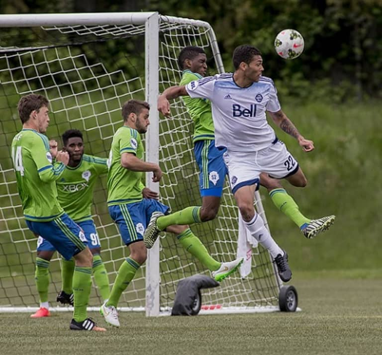 Preview: Whitecaps FC 2 host Sounders FC 2 in Cascadia clash on Saturday -