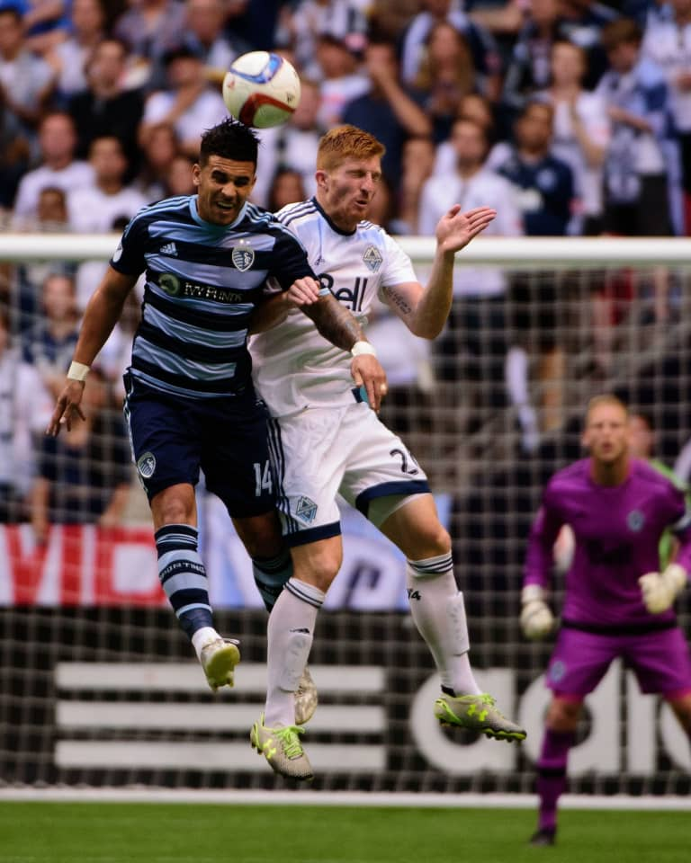 Three storylines: 'Caps look to ride the wave versus nemesis Sporting KC -