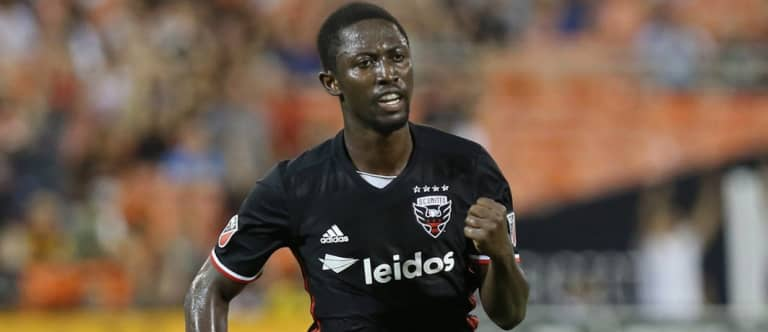 "Nyarko rallies DC United in timely Atlanta win: ""We've got to go get more"" - https://league-mp7static.mlsdigital.net/styles/image_landscape/s3/images/Nyarko-celebrates.jpg"