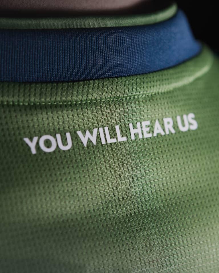 Seattle Sounders unveil new primary jersey for 2018 season - https://league-mp7static.mlsdigital.net/images/2018_JerseyReveal_YouWillHearUs_IG.jpg
