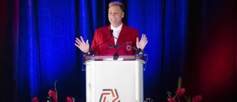 Gulati, Wambach pay tribute to past, focus on future as they enter Soccer Hall of Fame - https://league-mp7static.mlsdigital.net/styles/image_landscape/s3/images/WambachNatlHOF.jpg
