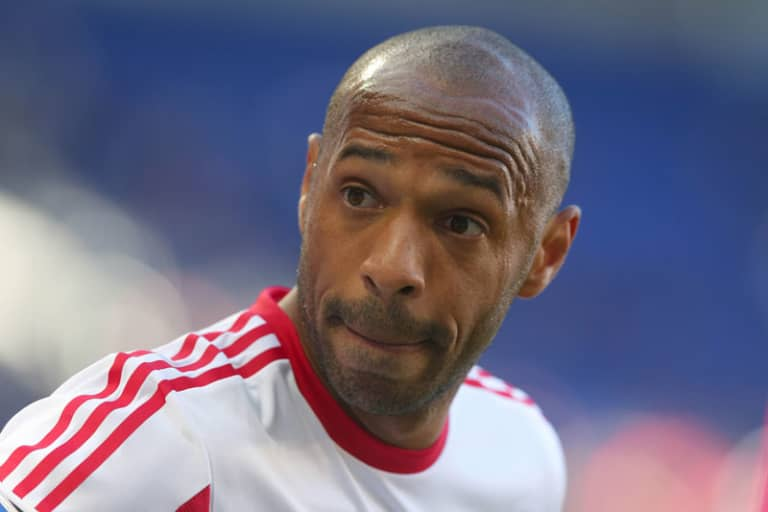 Thierry Henry: Stories you've never heard about the new Montreal Impact head coach -