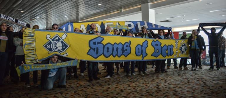 Supporters from across MLS build community spirit at SuperDraft | SIDELINE - https://league-mp7static.mlsdigital.net/images/Sons-of-Ben-SuperDraft.jpg