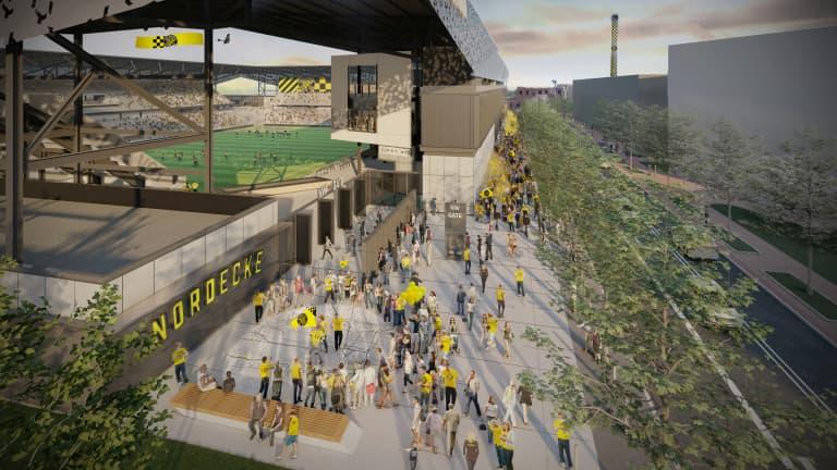 Columbus Crew SC release stadium renderings for new soccer-specific stadium - https://league-mp7static.mlsdigital.net/images/VTH2_visual_5Gate.jpg