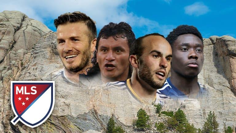 Extratime's MLS all-time Mount Rushmore: David Beckham, Marco Etcheverry, Landon Donovan, Alphonso Davies - https://league-mp7static.mlsdigital.net/images/Rushmore.jpg