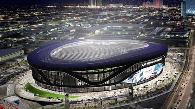 Report: Multiple groups interested in Las Vegas MLS expansion - https://league-mp7static.mlsdigital.net/images/raiders_stadiumFORMATTED.jpg