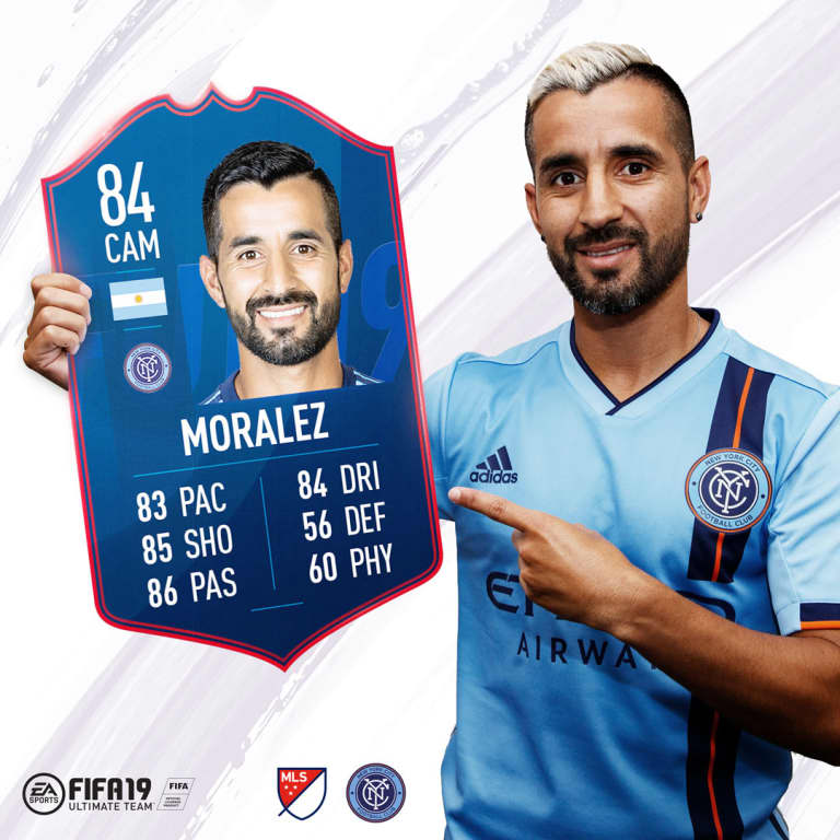 Maxi Moralez wins MLS Player of the Month pres. by EA SPORTS for June -