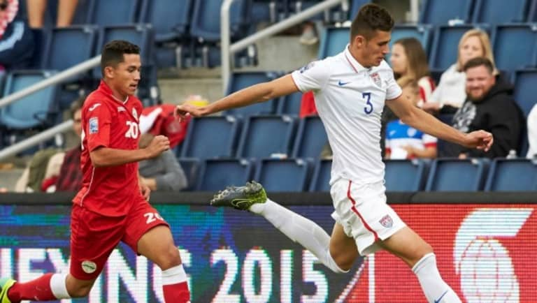 Best of MLS 2015: New York Red Bulls' Matt Miazga was our Breakout Player of the Year -