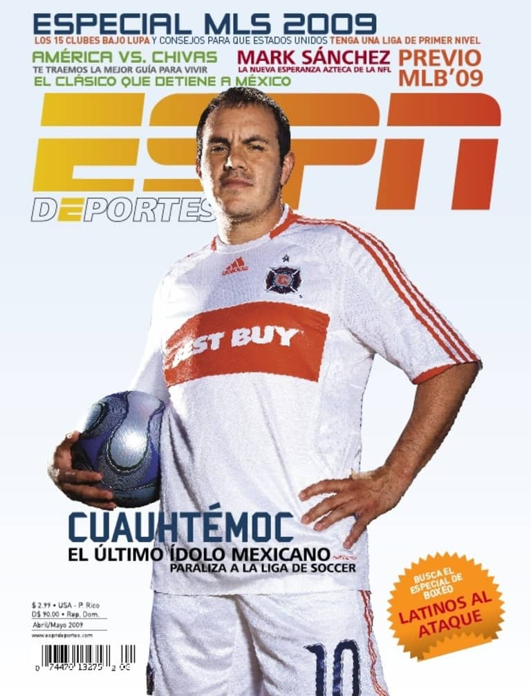 The Cuauhtemoc chronicles: Looking back on Chicago Fire's Mexican legend - https://league-mp7static.mlsdigital.net/images/Blanco%20ESPN%20Deportes%20Cover.jpg