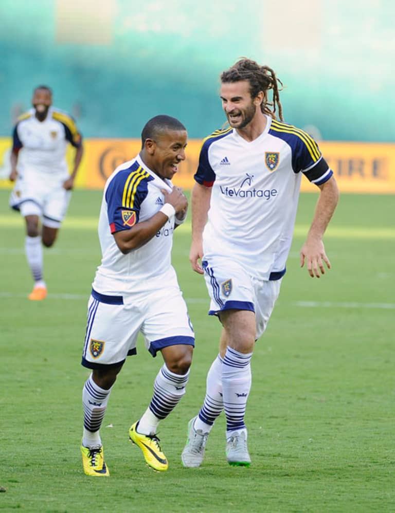 MLS iron man Kyle Beckerman has another mountain to climb with Real Salt Lake | THE WORD -
