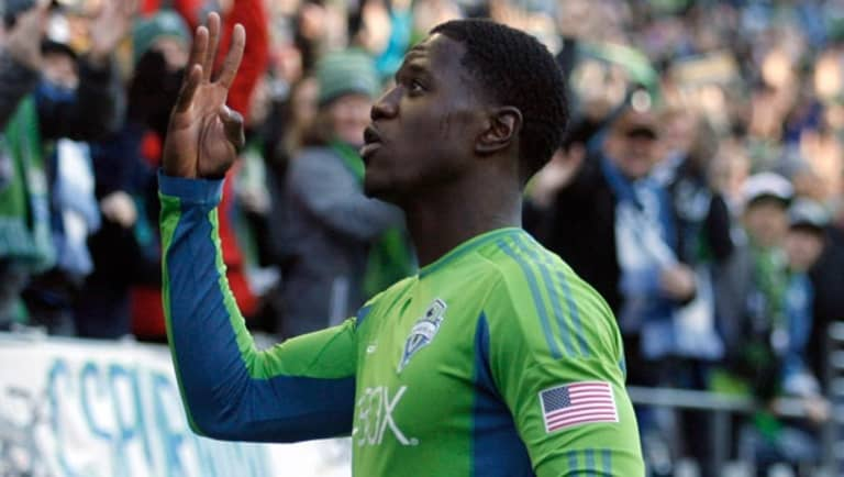 Why is Eddie Johnson scoring for USMNT but not Seattle Sounders? He's got a theory -