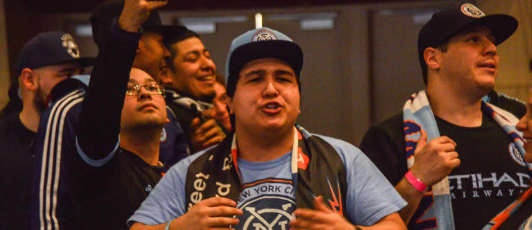 Supporters from across MLS build community spirit at SuperDraft | SIDELINE - https://league-mp7static.mlsdigital.net/images/NYCFC-fans-SuperDraft.jpg