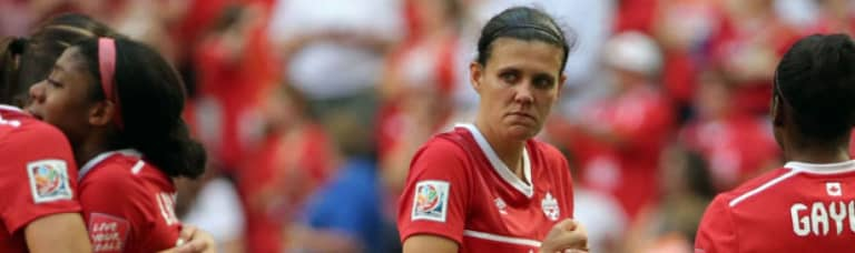 Canada women start Olympics run with new faces, but familiar ambitions - https://league-mp7static.mlsdigital.net/styles/full_landscape/s3/mp6/image_nodes/2015/06/Christine-Sinclair,-CanWNT,-Women's-World-Cup-2015.jpg