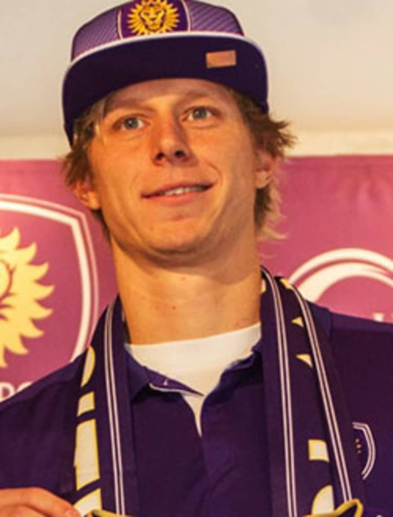 The Vault: Behind the Scenes at the 2015 MLS SuperDraft with Orlando City SC | THE WORD -