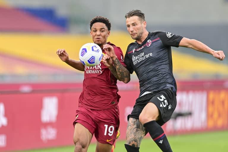 Bryan Reynolds earns first start for AS Roma vs. Bologna