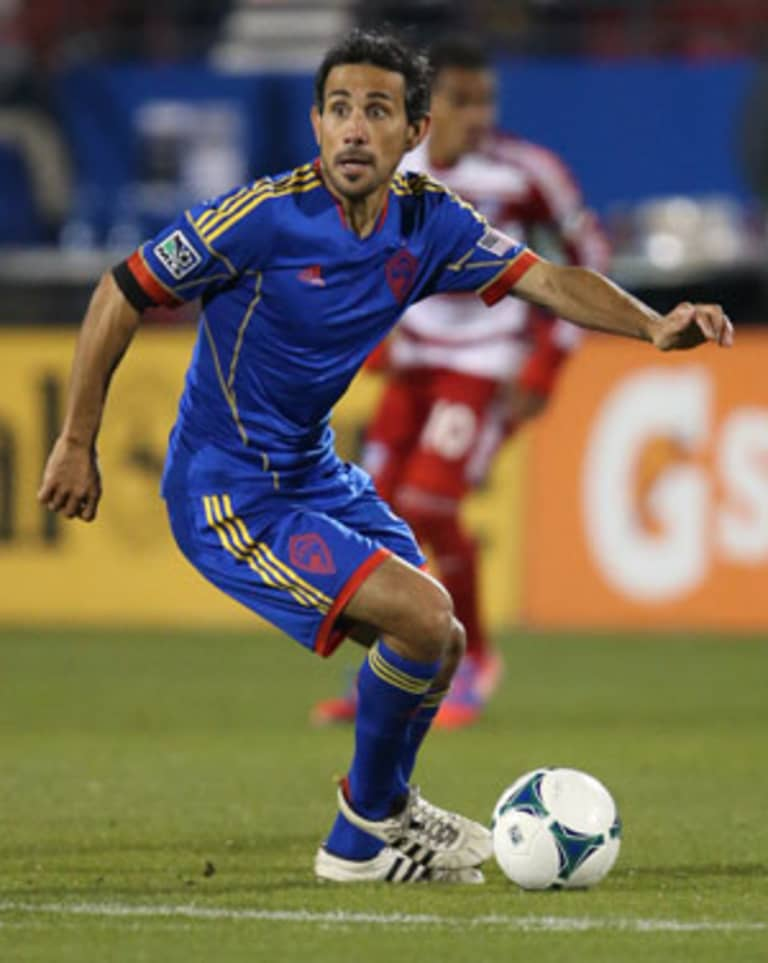 The Word: Colorado Rapids hero Pablo Mastroeni returns after a year on the brink -