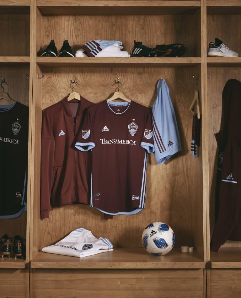 Colorado Rapids unveil new kits for 2018 season - https://league-mp7static.mlsdigital.net/images/Adidas_MLS_2018_LOCKER_RAPIDS_hero_HR.jpg