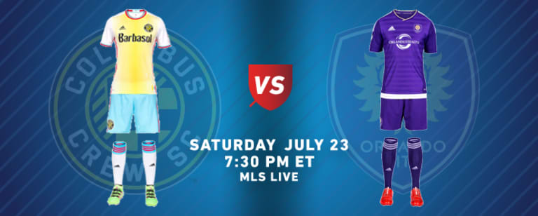 MLS team kits: Week 20 (July 22-24, 2016) - https://league-mp7static.mlsdigital.net/images/2016-07-23-CLB-ORL-KITS.jpg