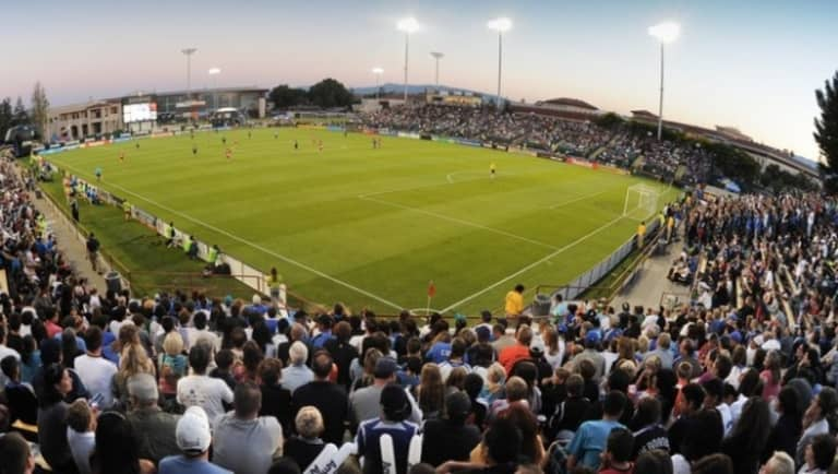 After many years, San Jose Earthquakes have found their home at Avaya Stadium -