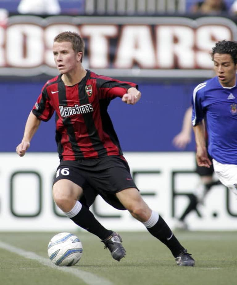 Favorite MLS jersey you own? MLSsoccer.com talent shares from their collections - https://league-mp7static.mlsdigital.net/mp6/78177987-metrostars-michael-bradley-against-chivas-usa-gettyimages.jpg