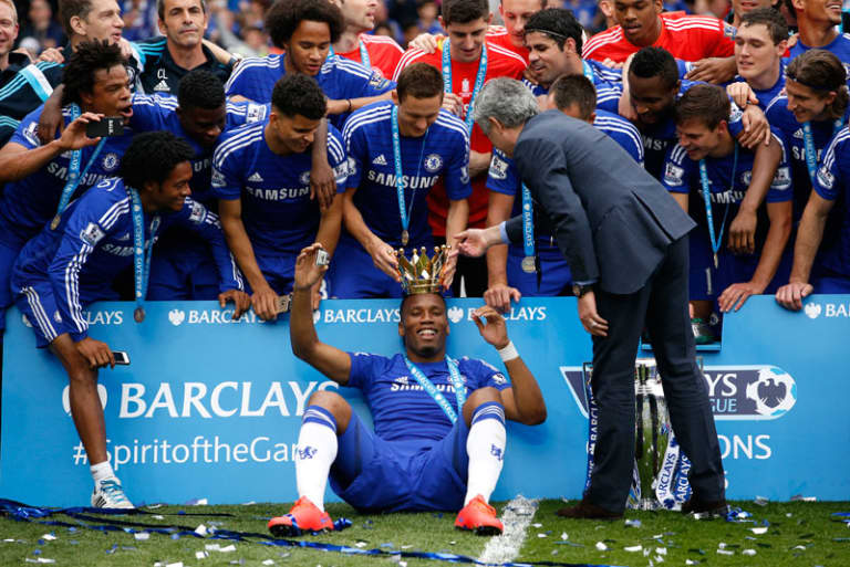 Didier Drogba Effect: The story of soccer's most infectious personality -