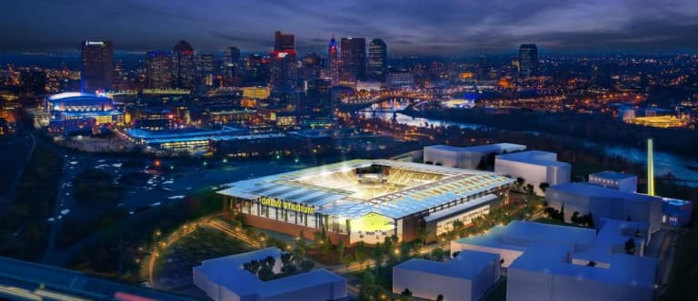 """New owners pledge to make Crew SC """"the most successful organization in MLS"""" - https://league-mp7static.mlsdigital.net/styles/image_landscape/s3/images/columbus-crew-arena-arena-district-181120c01aerialhntbnologo.jpg"""