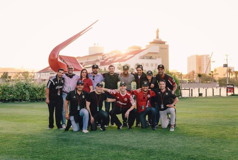 From Tijuana to Dortmund: LAFC mining soccer world for best ideas - https://league-mp7static.mlsdigital.net/images/LAFC Xolos Group Photo.jpg