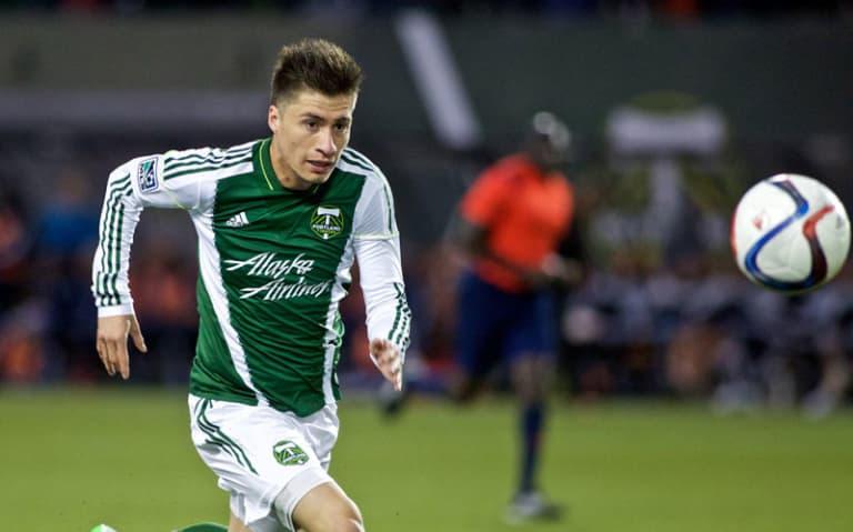 Living the Dream: How Sueno MLS launched Jorge Villafana's fairytale career -