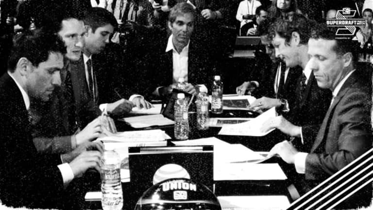 Behind the scenes at MLS SuperDraft with the Philadelphia Union | THE WORD -