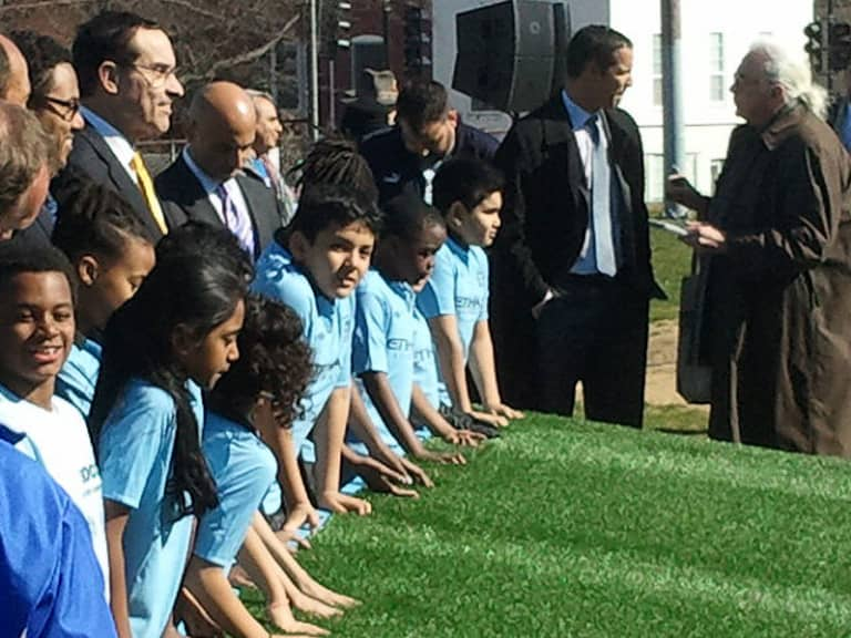 How artificial turf could change the future of soccer in North America | THE WORD -
