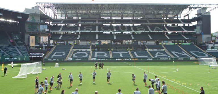 Tifo tributes to awesome acoustics: 10 Things About the new Providence Park - https://league-mp7static.mlsdigital.net/images/Providence%20Park%20-%20tiers.jpg