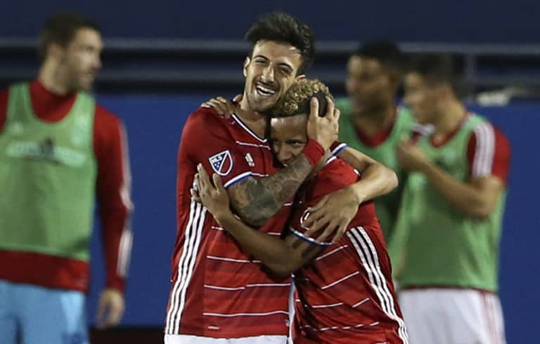 FC Dallas' Maxi Urruti: On family, pranks, Tata and living with the Valeris - https://league-mp7static.mlsdigital.net/images/urruti_barrios.jpg