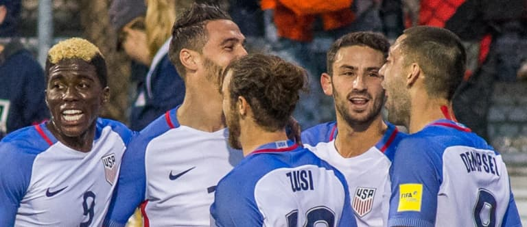 """USMNT's veteran leaders deliver in the clutch: """"How bad do you want it?"""" -"""