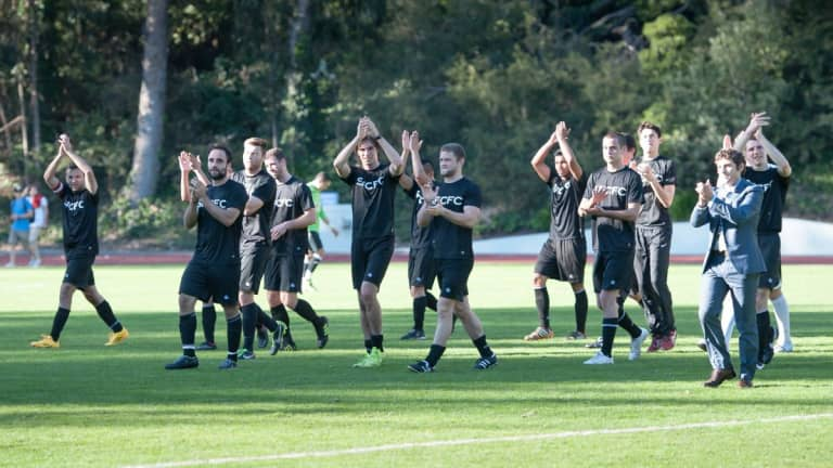 US Open Cup: San Francisco City FC bring supporter-owned soccer to the City by the Bay -