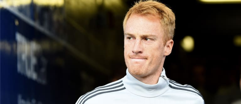 """LA Galaxy president Chris Klein on roster shuffle: """"It will all come into focus very clearly"""" - Jeff Larentowicz"""